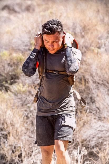 Spartan Race Sandbag Carry Geigerrig Tactical Rigger