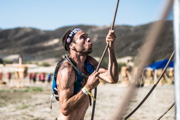 Spartan Race Pro Team Chad Trammell Hercules Hoist