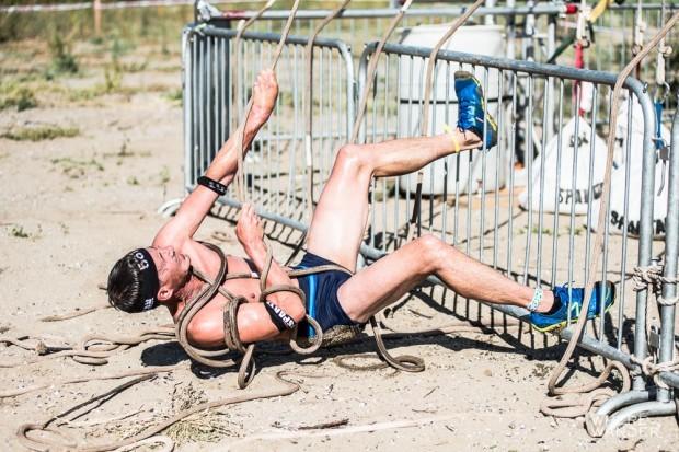 Spartan Race Hercules Hoist