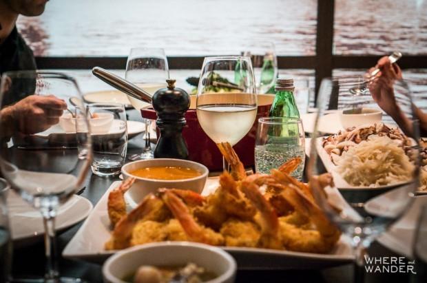 Sydney Seafood School Fine Dining