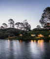 Hobbiton Set At Sunset Night Tour