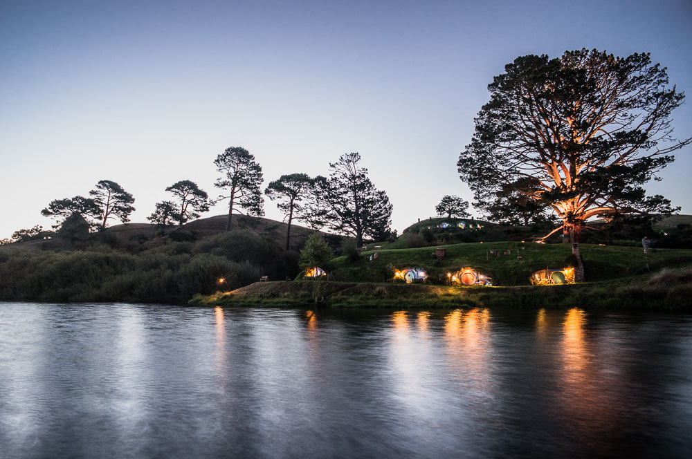 Roaming Hobbiton And The Shire Movie Set: That Time I Was A Hobbit