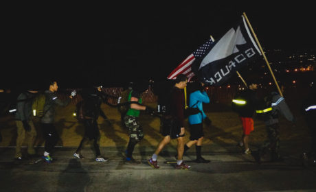 GORUCK Challenge Flag Carry