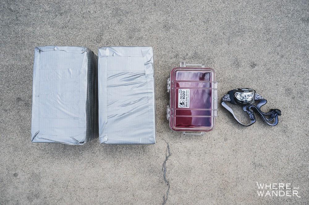 GORUCK Dry Case Pelican 1020