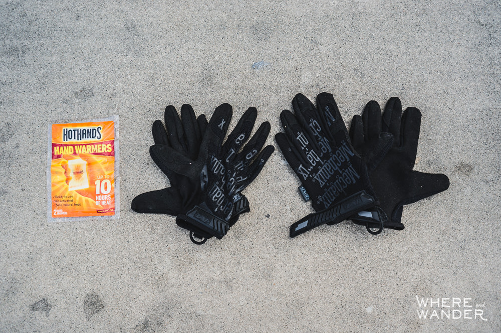 GORUCK Challenge Mechanix Vented Gloves Original