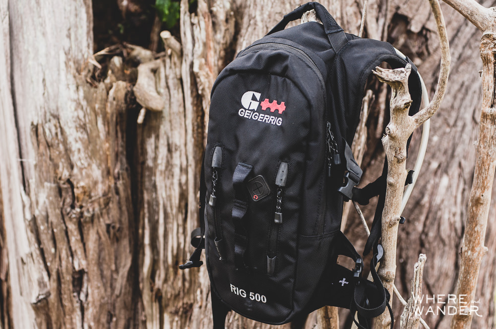 Perfect Size Geigerrig Rig 500 Hydration Backpack