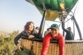 My Incredible Hot Air Balloon Ride In Myanmar