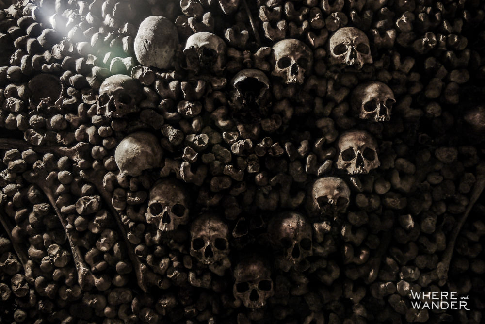 Paris Catacombs: Strange And Unusual Places Around The World