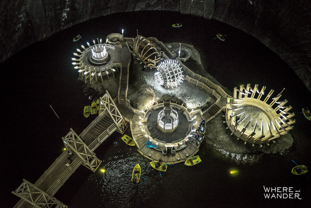 Salina Turda: Top Strange Attractions Around The World