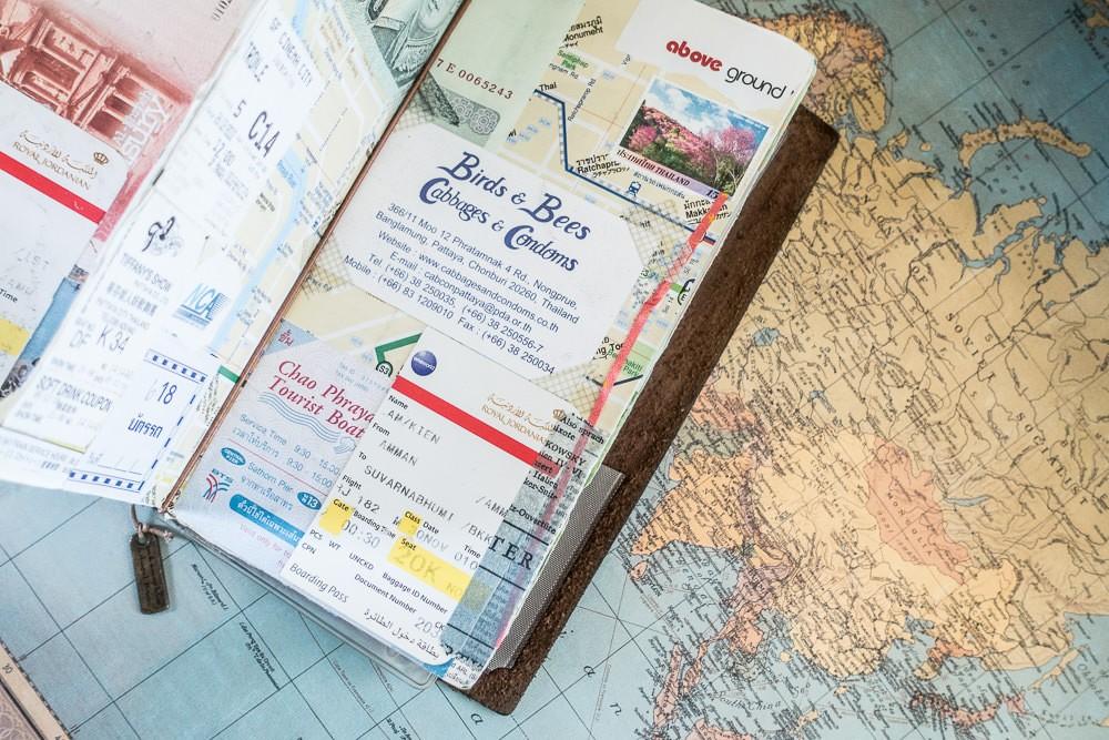 Travel Journal Creative Scrapbook Ideas Where And Wander