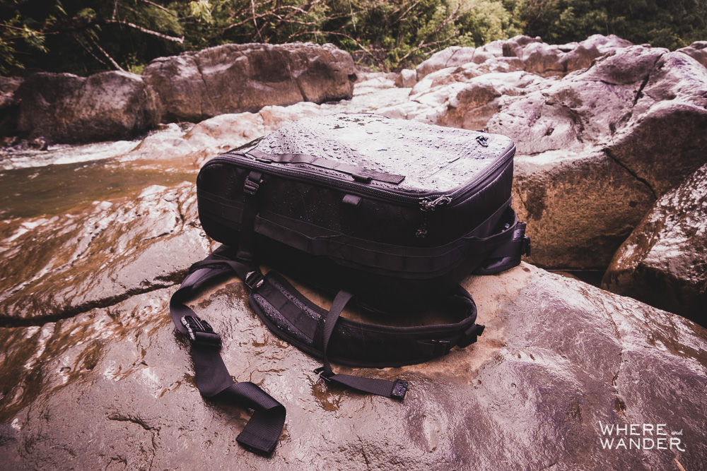 GOBAG Water Resistant PU Coated Nylon