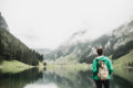 Seealpsee And The Taste Of Fresh Alpine Milk