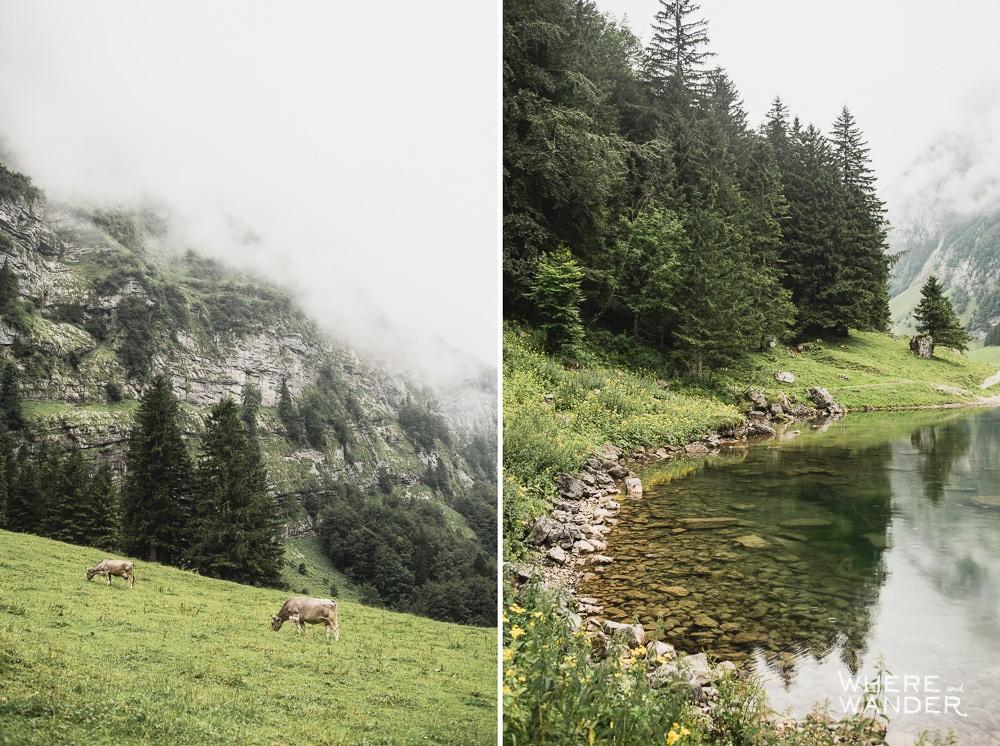 Top Destinations In Switzerland: Seealpsee