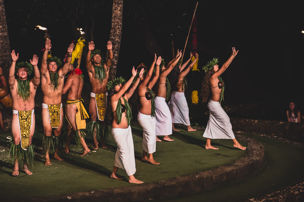 Old Lahiana Luau Best In Hawaii Performers