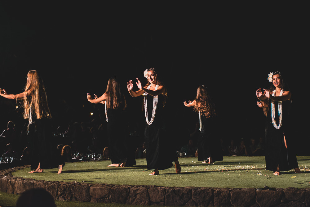 Old Lahiana Luau Dancers