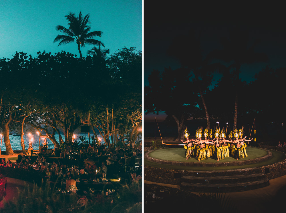 Old Lahiana Luau Dusk Performance