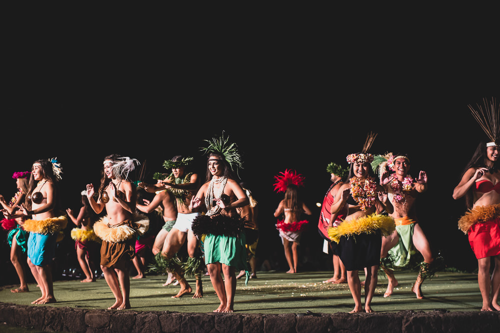 Old Lahiana Luau Goodbye Performance