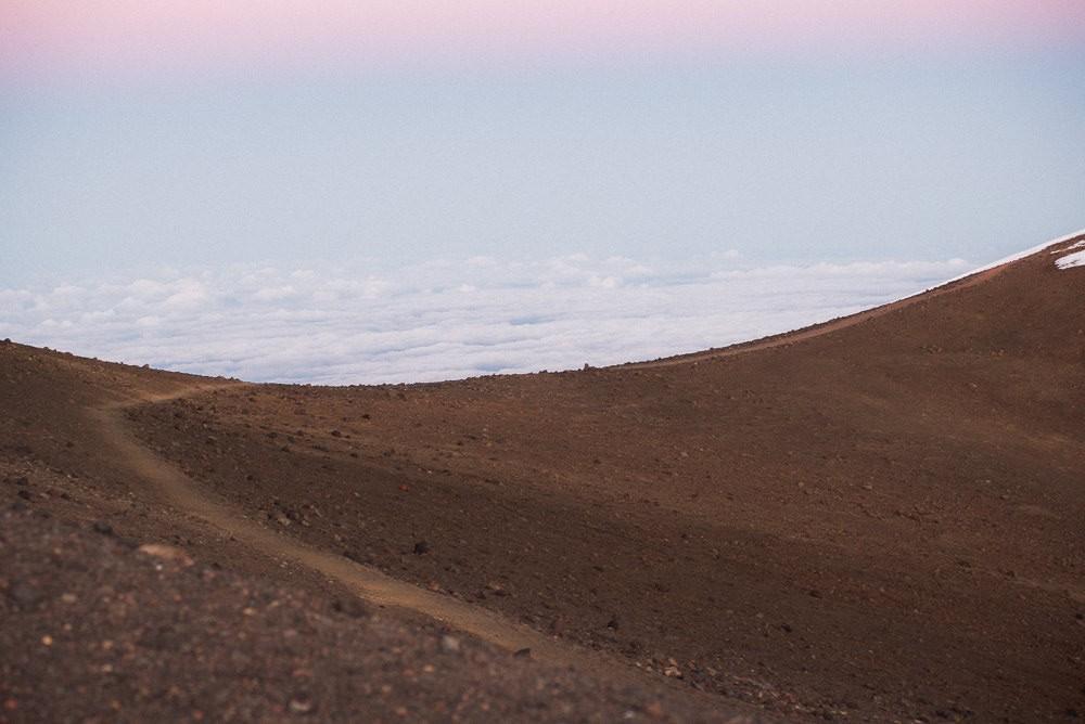 Mauna Kea Trail