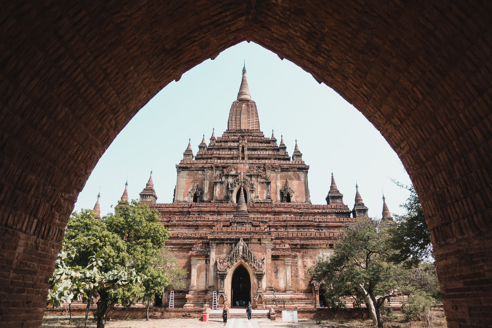 Bagan And The Days That Were Like Two | Where and Wander