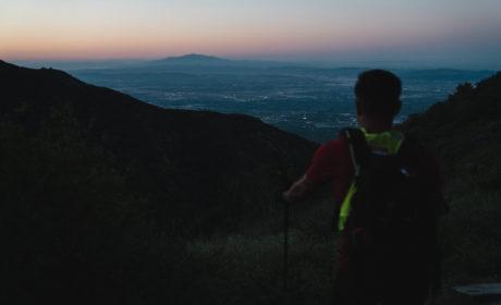 Sunrise Henzinger Flats Mt. Wilson Trail