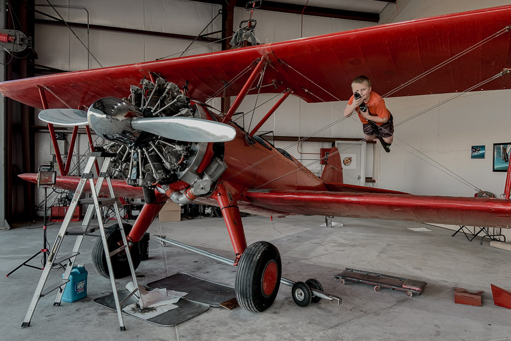 Preparing The Next Generation of Wing Walkers