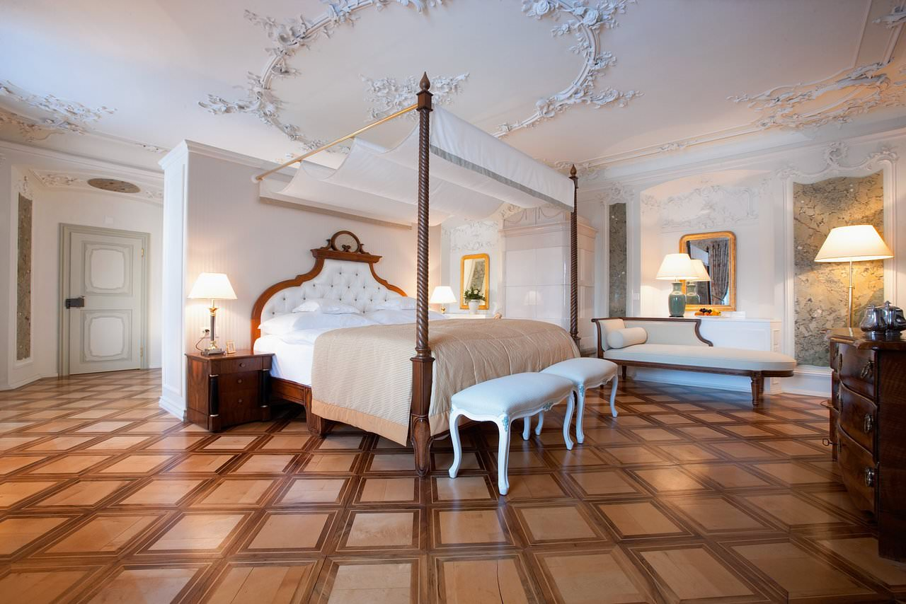 Palais Bad Ragaz Hotel Room Interior